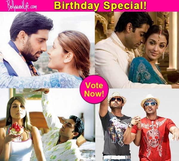 Who looks best with Abhishek Bachchan – Kareena Kapoor Khan, Aishwarya Rai Bachchan or Rani Mukerji?