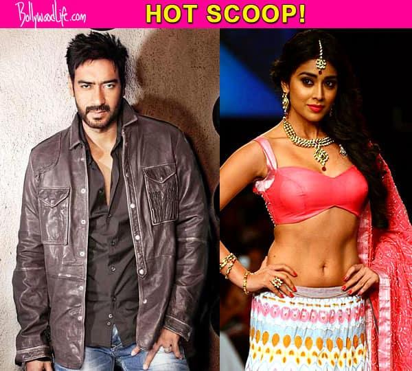 Hot Scoop: Shriya Saran to play Ajay Devgn's wife in Drishyam remake!