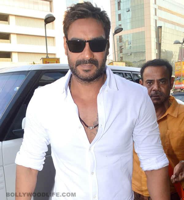 Ajay Devgn directorial venture Shivay postponed indefinitely!