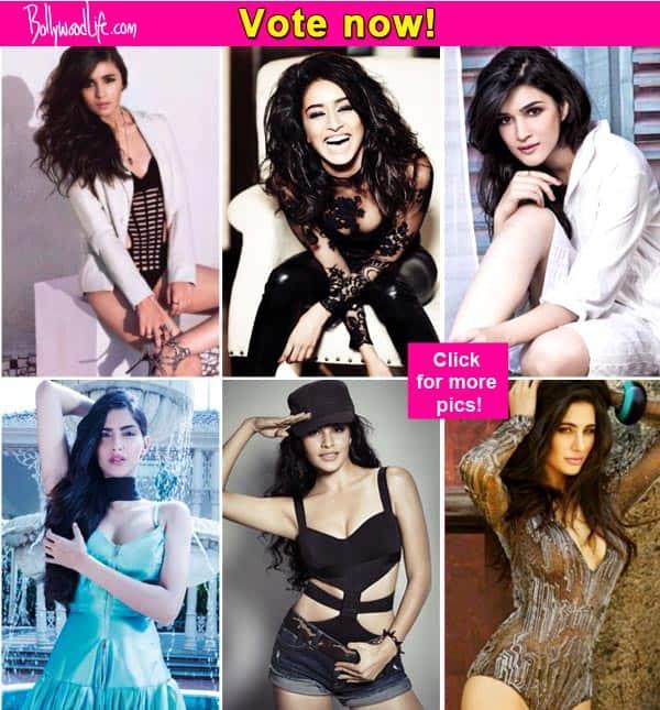 Alia Bhatt, Shraddha Kapoor, Nargis Fakhri, Sonam Kapoor: Who is the sexiest single babe in Bollywood?