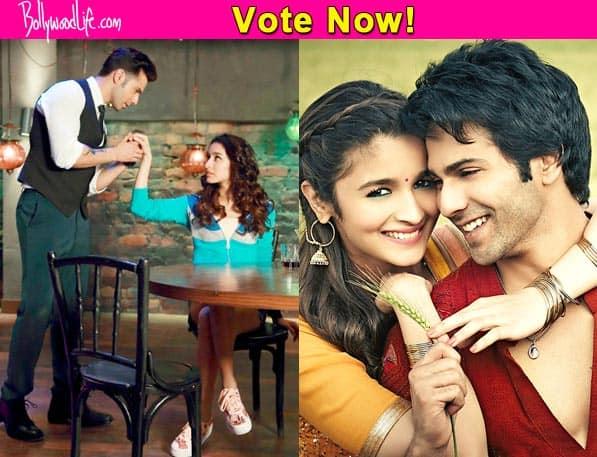 Who looks best with Varun Dhawan – Shraddha Kapoor or Alia Bhatt?