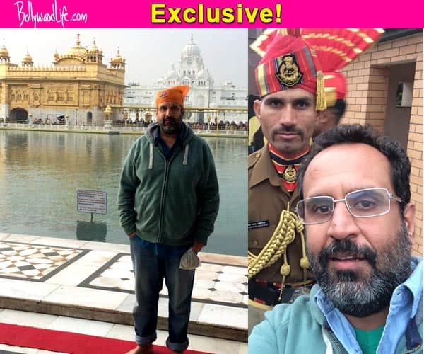 Aanand L Rai takes cast of Tanu Weds Manu Returns to Wagah Border and Golden Temple in Amritsar