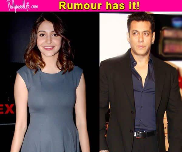 Anushka Sharma to share screen space with Salman Khan in Sultan?