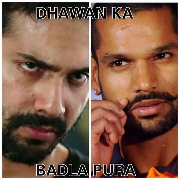 Varun Dhawan vs Nawazuddin Siddiqui or Shikhar Dhawan vs South Africa, whose 'Badla' did you like more? Vote!