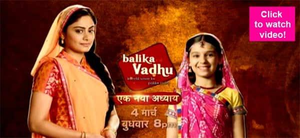 Balika Vadhu: Anandi's daughter Nimboli to battle child marriage like her mother- watch video!
