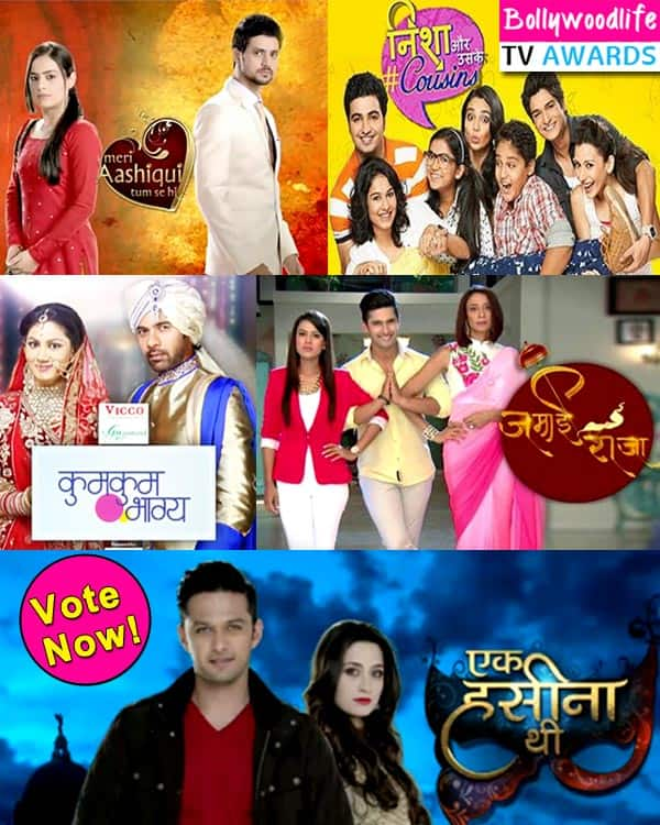 BollywoodLife TV Awards 2015: Kumkum Bhagya, Nisha Aur Uske Cousins, Ek Hasina Thi – which is your favourite new show?