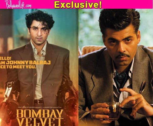 Does Karan Johar lust after Ranbir Kapoor in Bombay Velvet.