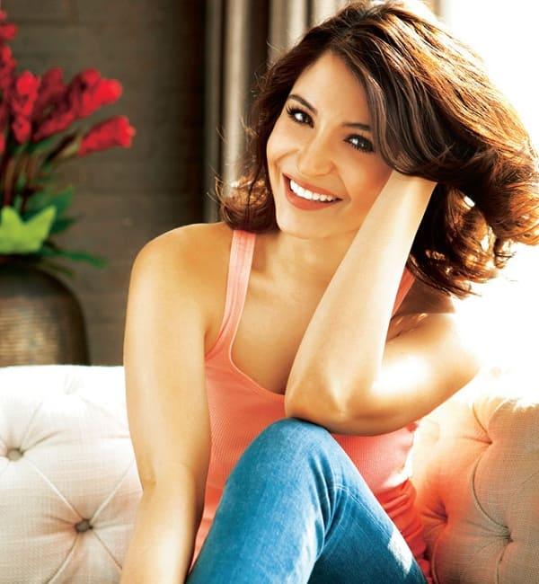Anushka Sharma: Becoming a producer was never on my mind