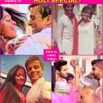 Sanam-Aahil, Sid-Roshini and Aarushi-Vihaan get set for Holi – watch video!