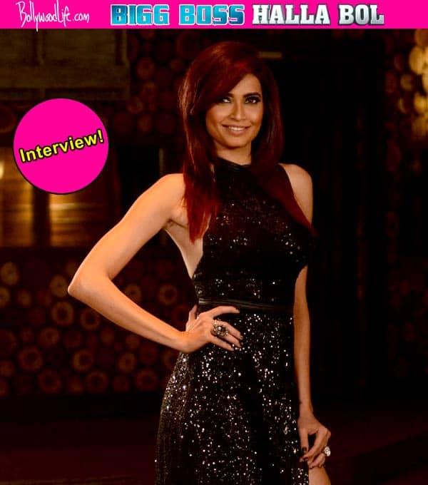 Bigg Boss 8 Halla Bol: I want to see how my life goes on with Upen Patel, says Karishma Tanna!