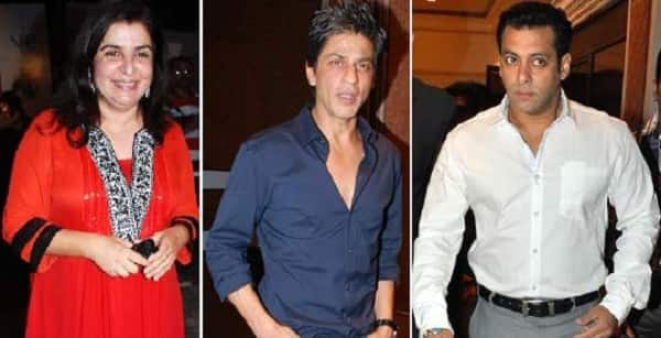 Farah Khan to invite Shah Rukh Khan and Salman Khan together for Farah Ki Daawat