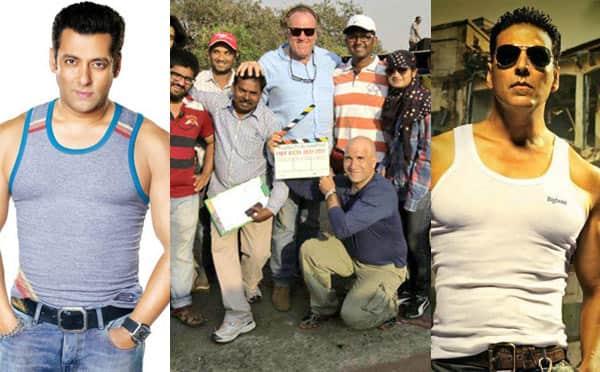 After Akshay Kumar, British stuntman Greg Powell to now train Salman Khan for Prem Ratan Dhan Payo!
