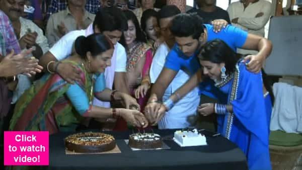Hum Hain Na: Kanwar Dhillon and Pratyusha Banerjee's show completes 100 episodes – watch video!