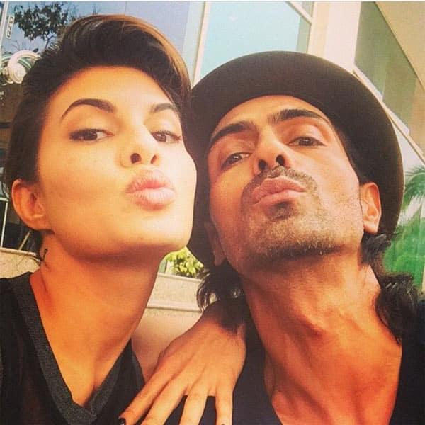 Jacqueline Fernandez or Arjun Rampal- whose pout is sexier?