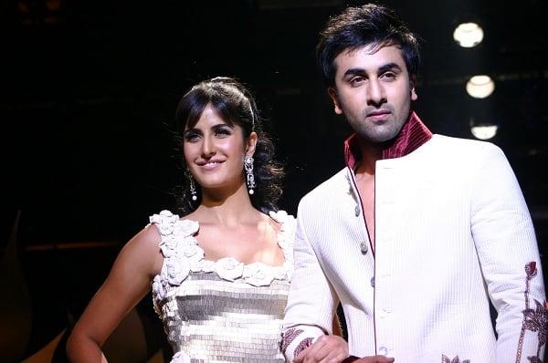 Ranbir Kapoor and Katrina Kaif's Delhi date!