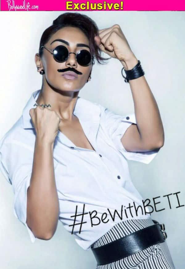 After Varun Dhawan, Alia Bhatt, Gautam Gulati, Mahek Chahal joins the #BeWithBeti campaign!