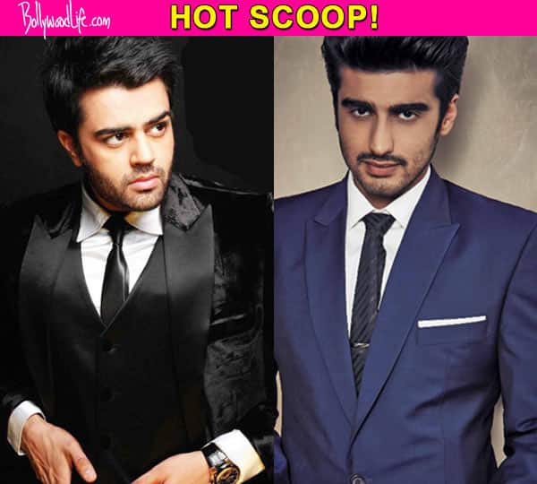 Why did Arjun Kapoor not want to host GIMA Awards with Manish Paul?