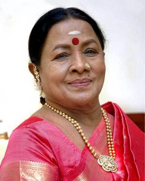 Manorama: I am hale and hearty