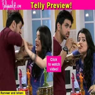 Meri Aashiqui Tum Se Hi: Ranveer and Ishani to fight over pizza – watch video!