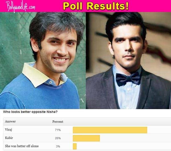 Nisha Aur Uske Cousins: Fans prefer Viraj over Kabir opposite Nisha