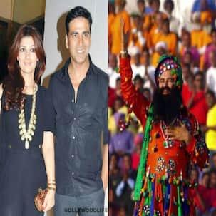Akshay Kumar's wife Twinkle Khanna to watch Ram Rahim Singh's MSG - The Messenger on Valentine's Day?