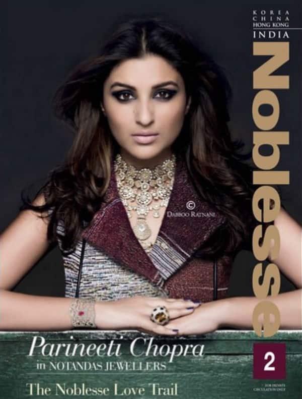 OMG: Parineeti Chopra's Latest Magazine Cover Is SO