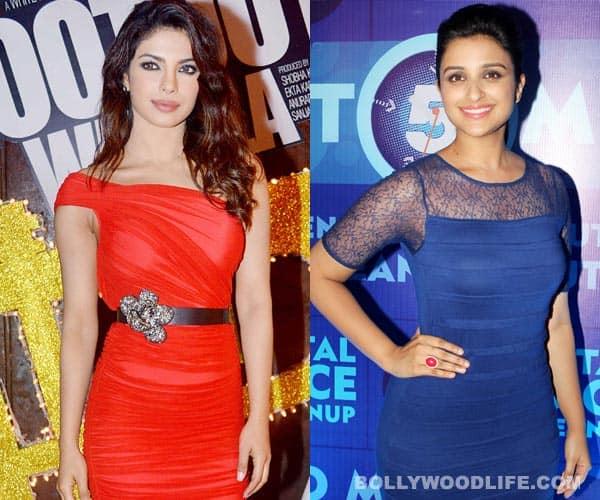 Heres How Parineeti Chopra Stepped Into Priyanka Chopras Shoes