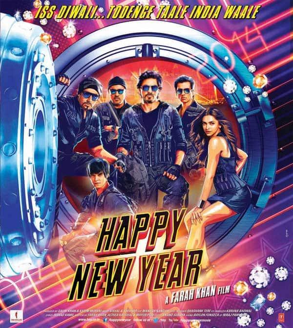Shah Rukh Khan- Deepika Padukone's Happy New Year opens to houseful theatres in China!
