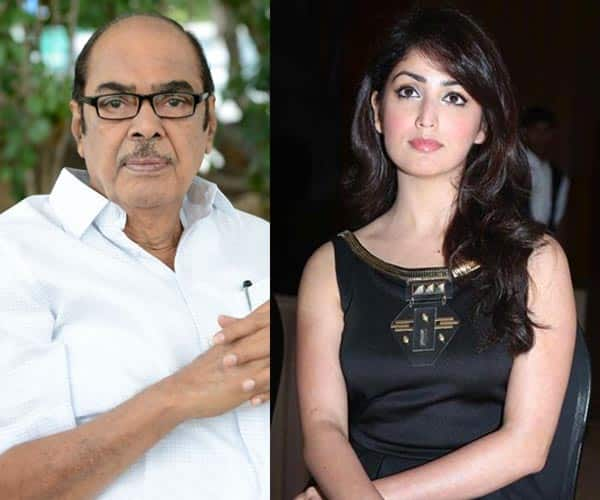 Varun Dhawan's Badlapur co-star Yami Gautam mourns the death of Daggubati Ramanaidu