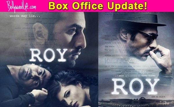 Roy box office collection: Ranbir Kapoor-Jacqueline Fenandez-Arjun Rampal starrer earns Rs 36.09 crore!