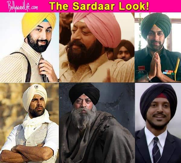 Ranbir Kapoor, Salman Khan, Akshay Kumar, Farhan Akhtar - actors who rocked the sardaar look before Irrfan Khan's Qissa!