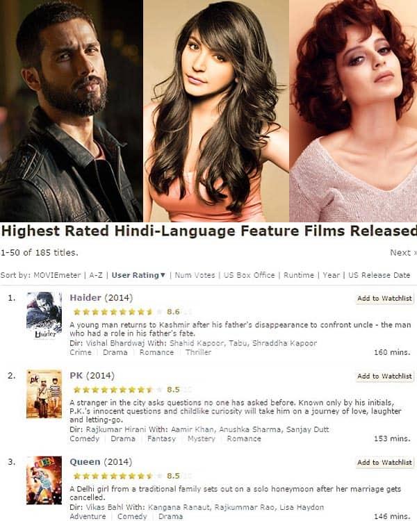 Is Shahid Kapoor taking a dig at Anushka Sharma and Kangana Ranaut? View pic!