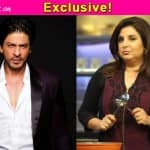 Shah Rukh Khan says NO to Farah Khan's Farah Ki Daawat!