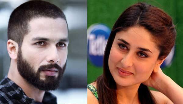 Here's why Shahid Kapoor is afraid of shooting with Kareena Kapoor for Udta Punjab