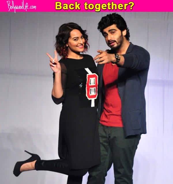 Sonakshi Sinha to team up with her ex-boyfriend Arjun ...