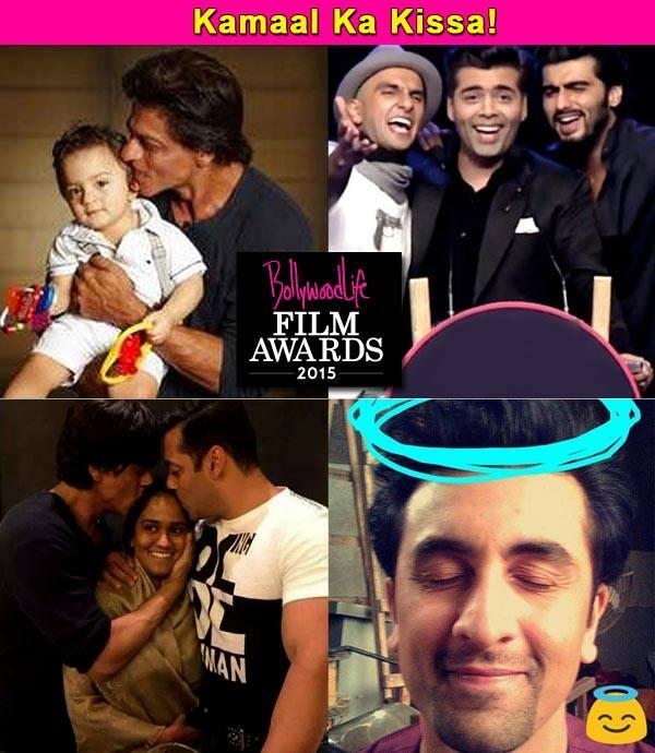 BollywoodLife Film Awards 2015: AIB Roast, Shah Rukh-Salman bonding at Arpita's wedding nominated in Best Social Media moment of the year category!