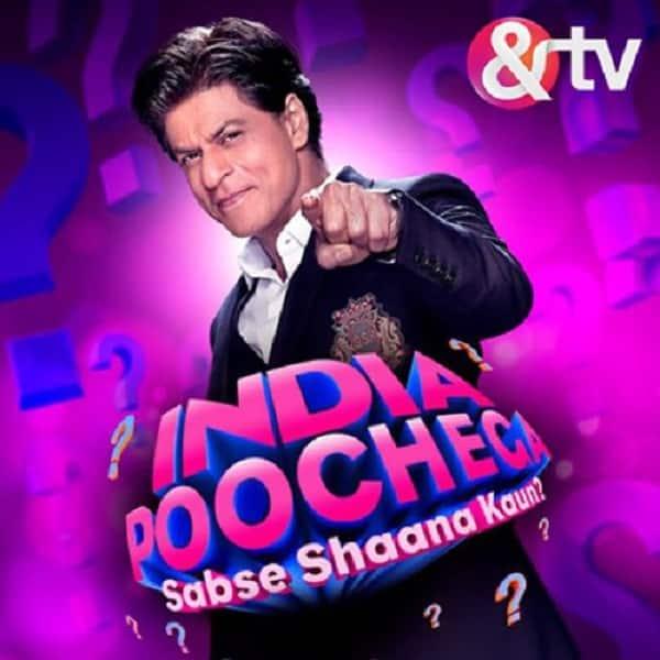 Salman Khan's Bigg Boss contestants to be a part of Shah Rukh Khan's India Poochega – Sabse Shaana Kaun!