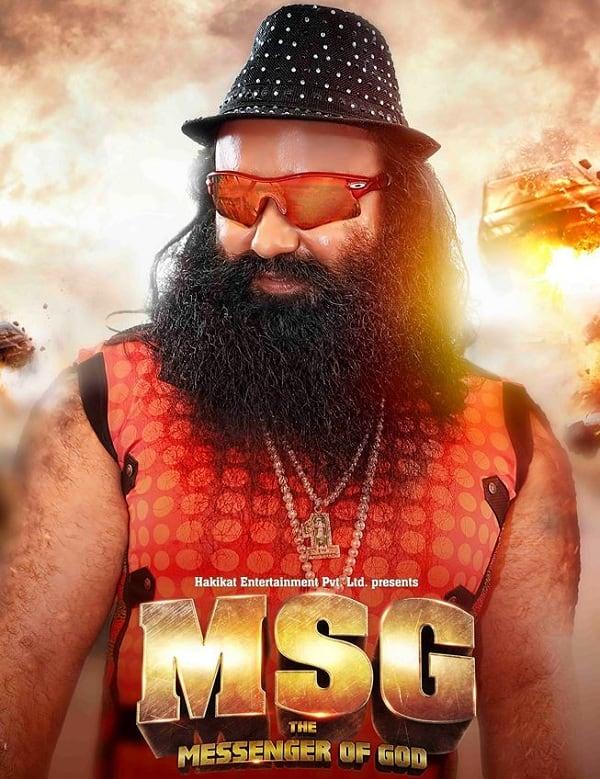 Rape and murder accused Saint Gurmeet Ram Rahim Singh Ji Insaan allowed to go abroad to promote MSG: The Messenger