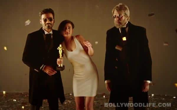 Shamitabh box office collection: Amitabh Bachchan-Dhanush starrer mints Rs 8.25 crores after day 2