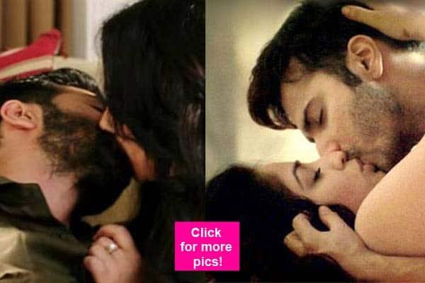 Yami Gautam Kiss Video