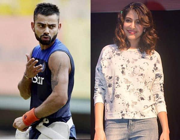Anushka Sharma's beau Virat Kohli makes a sexy fashion statement on field with a Mohawk!