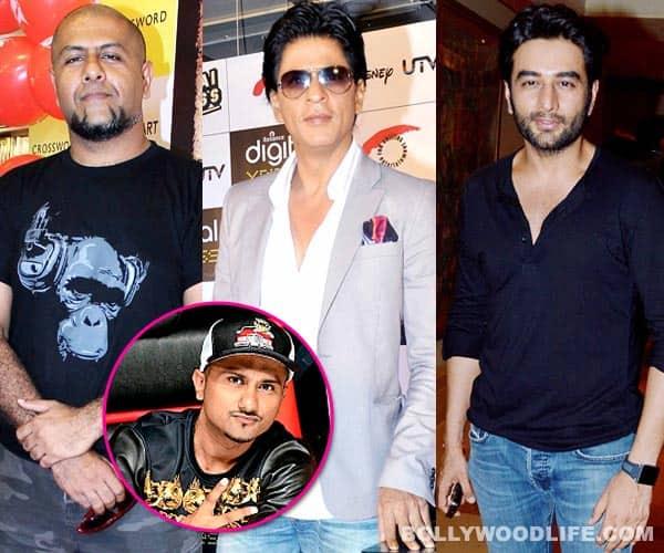 Shah Rukh Khan parts ways with Vishal-Shekhar, is Yo Yo Honey Singh the reason ?