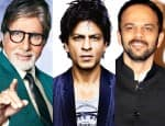Amitabh Bachchan NOT a part of Shah Rukh Khan's next film with Rohit Shetty