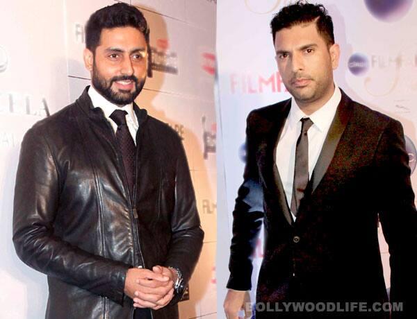 Abhishek Bachchan wants to play Yuvraj Singh in a biopic!