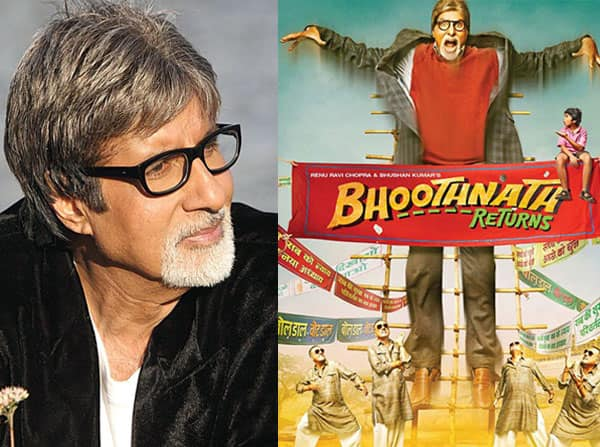 Amitabh Bachchan's Bhoothnath Returns gets special mention at the 62nd National Film Awards!