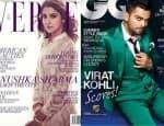 Anushka Sharma or Virat Kohli: Who rocks more on a magazine cover?Vote!