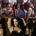 Ha Ha! A saree clad version of Sunny Leone's Baby doll in Ayushmann Khurrana's Dum Laga Ke Haisha- watch video!