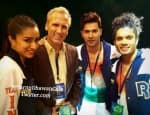 World Cup 2015: Varun Dhawan and Shraddha Kapoor paying a tribute to Team India in ABCD 2?