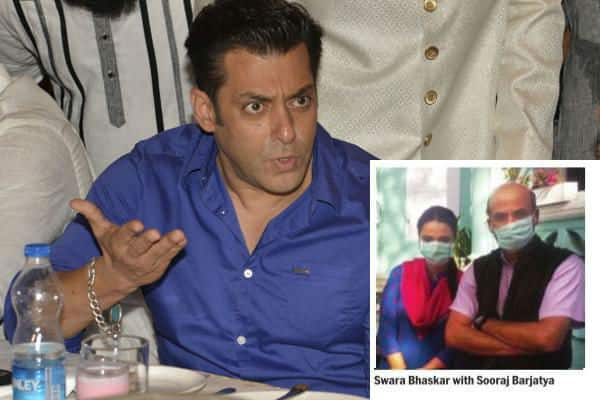 Salman Khan takes homoeopathy to avoid swineflu!