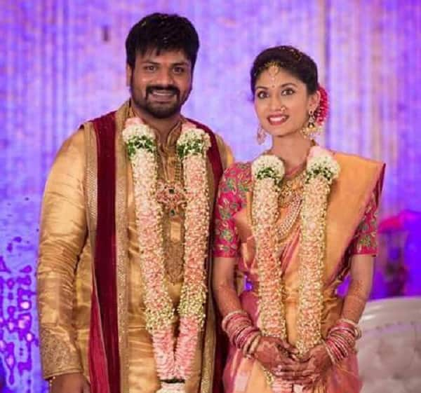 Manoj Manchu gets engaged to girlfriend Pranathi Reddy – view pics!